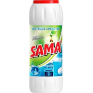 /Средство для чистки Яблоко SAMA, 500 гр