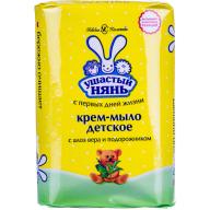 /Крем-мыло с алое вера, Ушастый нянь 90 гр